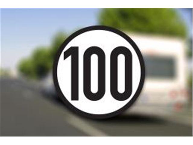 Tempo 100 Tysk inkl. 2 nye dæk